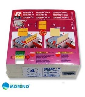 Carton Filtrante Ckp-V4 (25 Unid)