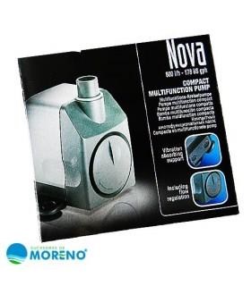 Bomba Fuente Nova 800L/H