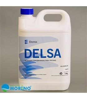 Algidelsa algicida concentrado 20% 5kg