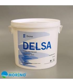 Delsaclor DCCNa 55 grano 5kg rápido