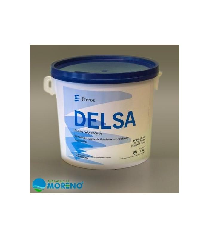 Isodelsa ATCC tab.200 Multifu Bicapa 5kg