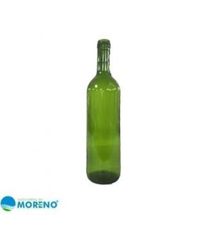 Botella Bordelesa ECOVA STD 75cl AV (verde)