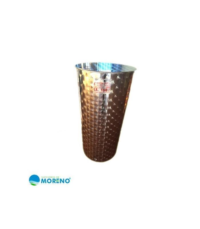 Deposito acero inx para aceite oliva 150l