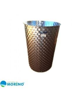 Deposito acero inx para miel 300l