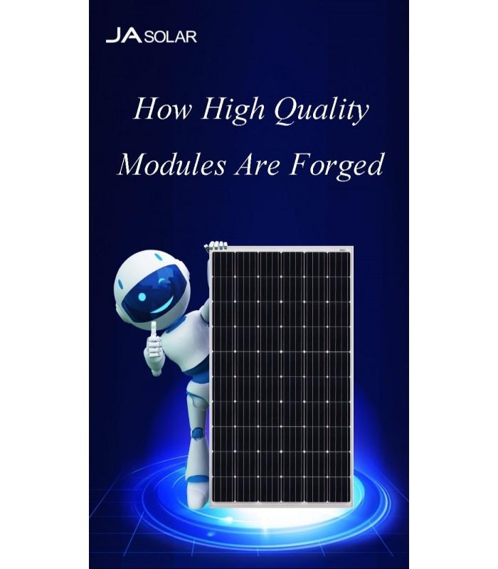 Placa solar JA jap6 270 W