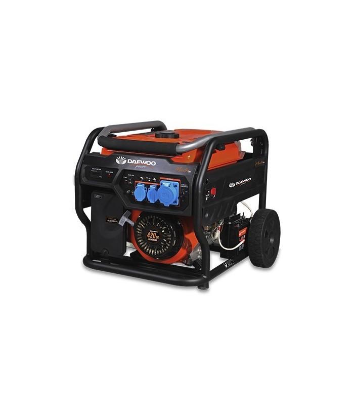Generador DAEWOO GDA 7750 E
